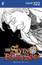capa de The Seven Deadly Sins Capítulo #322