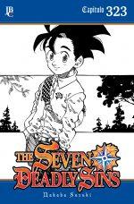 capa de The Seven Deadly Sins Capítulo #323