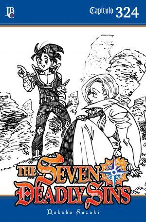 capa de The Seven Deadly Sins Capítulo #324