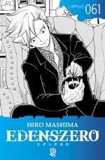 capa de Edens Zero Capítulo #061