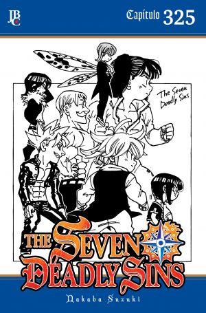 capa de The Seven Deadly Sins Capítulo #325