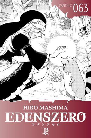 capa de Edens Zero Capítulo #063