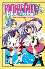 capa de Fairy Tail Blue Mistral #02