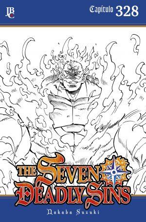 capa de The Seven Deadly Sins Capítulo #328
