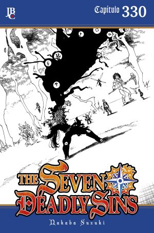 capa de The Seven Deadly Sins Capítulo #330