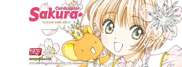 Cardcaptor Sakura Clear Card Arc