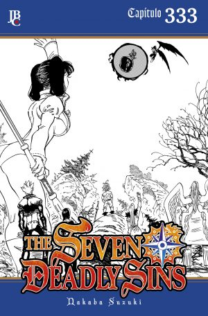 capa de The Seven Deadly Sins Capítulo #333