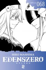 capa de Edens Zero Capítulo #068