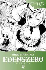 capa de Edens Zero Capítulo #072