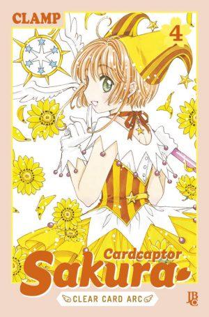 capa de Cardcaptor Sakura Clear Card Arc #04