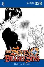 capa de The Seven Deadly Sins Capítulo #338
