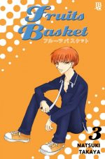 capa de Fruits Basket Digital #03