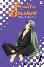 capa de Fruits Basket Digital #04