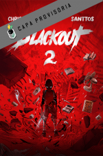 capa de Blackout