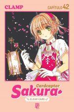 capa de Cardcaptor Sakura - Clear Card Arc Capítulo #042
