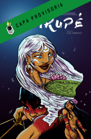 capa de Contos Tupi-Guarani: Irupé