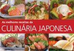 capa de As Melhores Receitas da Culinária Japonesa