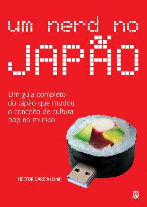 capa de Um nerd no Japão