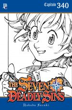 capa de The Seven Deadly Sins Capítulo #340