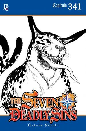 capa de The Seven Deadly Sins Capítulo #341