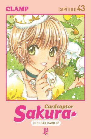 capa de Cardcaptor Sakura - Clear Card Arc Capítulo #043