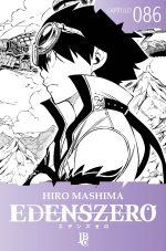capa de Edens Zero Capítulo #086