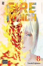 capa de Fire Punch #08