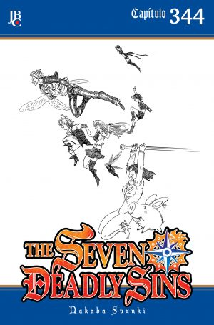 capa de The Seven Deadly Sins Capítulo #344