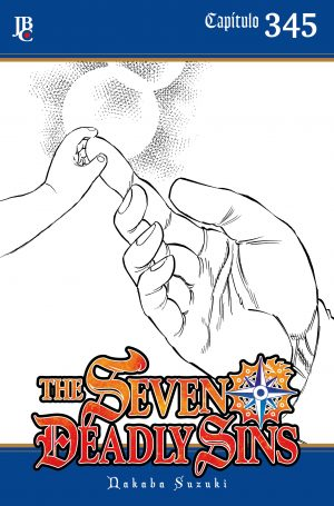 capa de The Seven Deadly Sins Capítulo #345