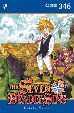 capa de The Seven Deadly Sins Capítulo #346 - Final