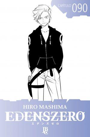 capa de Edens Zero Capítulo #090