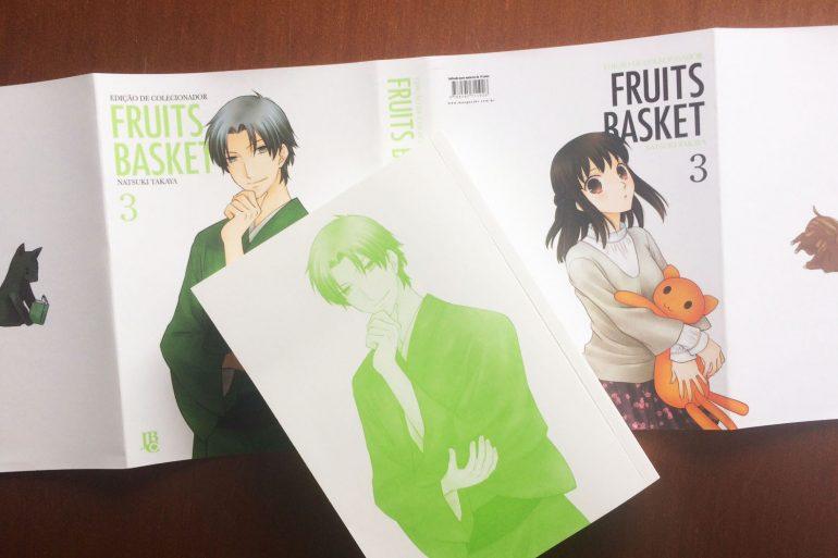 Fruits basket edição de colecionador 03