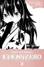 capa de Edens Zero Capítulo #092