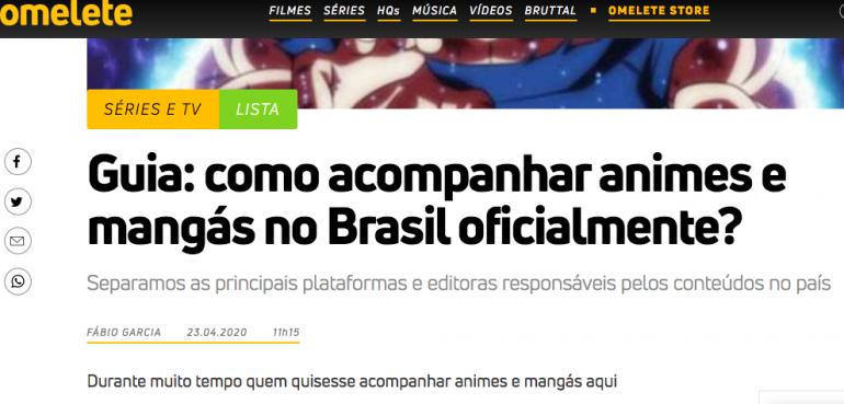 Omelete Editora JBC