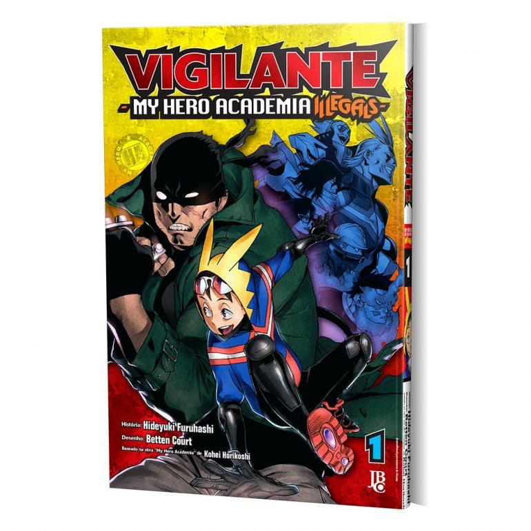 Vigilante My Hero Academia Illegals
