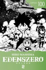 capa de Edens Zero Capítulo #100