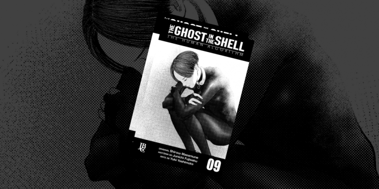 The Ghost in The Shell - The Human Algorithm Capítulo 009