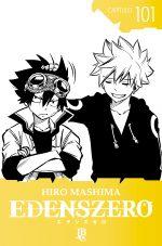 capa de Edens Zero Capítulo #101