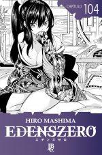 capa de Edens Zero Capítulo #104