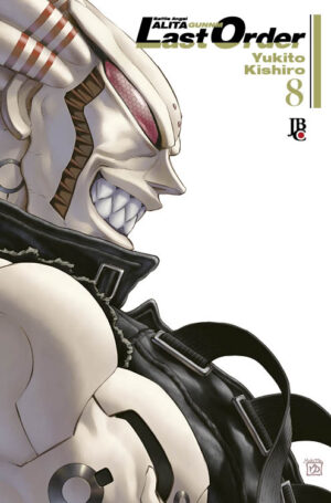 capa de Battle Angel Alita – Last Order #08