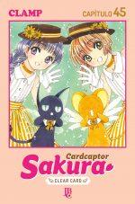 capa de Cardcaptor Sakura - Clear Card Arc Capítulo #045