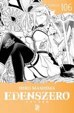 capa de Edens Zero Capítulo #106