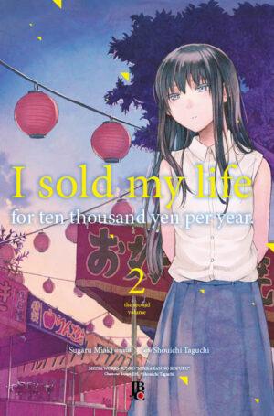 capa de I Sold My Life For Ten Thousand Yen Per Year #02