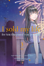capa de I Sold My Life For Ten Thousand Yen Per Year