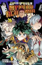 capa de My Hero Academia #26
