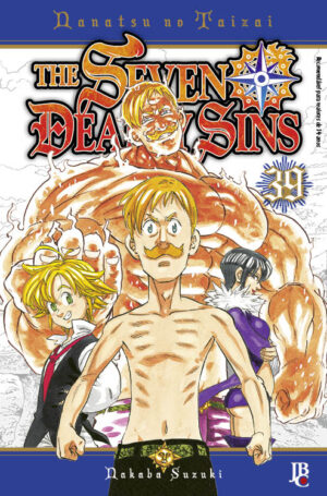 capa de The Seven Deadly Sins #39