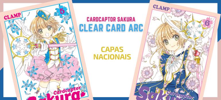 Sakura Clear Card volume 5 e 6