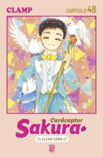 capa de Cardcaptor Sakura - Clear Card Arc Capítulo #048