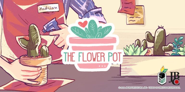 the Flower Pot Amanda Freitas JBC