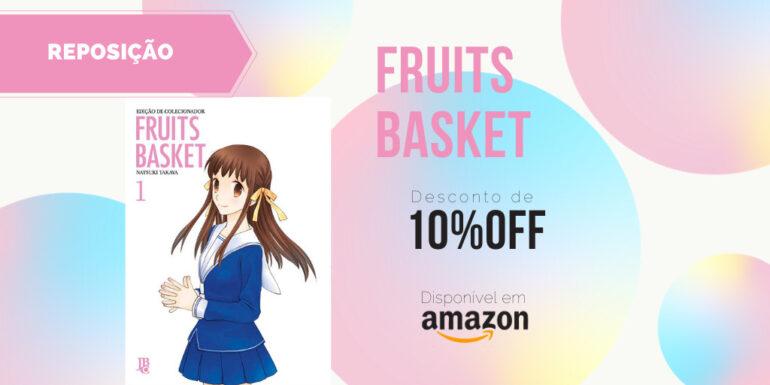 pre-venda amazon fruits basket